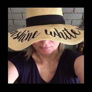 🌼Floppy sun hat